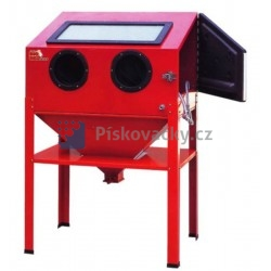 Pískovací kabina (box), SBC220A