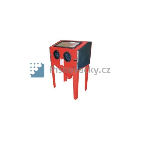 Pískovací kabina (box), SBC220B