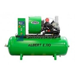 Elektrický šroubový kompresor ATMOS-Albert E.110/10 (CE)