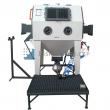 Balíček-Soubor zařízení-Průmyslová pískovací kabina+Průmyslový, cyklónový odsavač