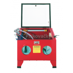 AKCE - Pískovací kabina (box) SBC100A stolní