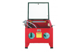 Pískovací box (kabina) SBC100A - stolní, malá