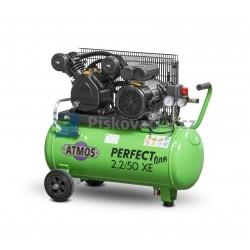 Elektrický, pístový kompresor ATMOS-Perfect line 2,2/50 XE