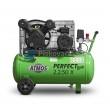 Elektrický, pístový kompresor ATMOS-Perfect line 2,2/50 X
