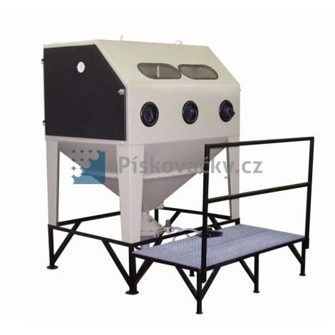 Pískovací kabina (box) PK-ITB150