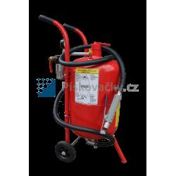 AKCE - Mobilní tryskací jednotka-pískovačka PK-OSB 10