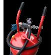Mobilní pískovačka PK-OSB 10 + 4ks trysek + maska