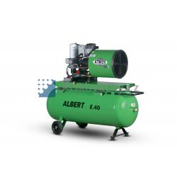 Elektrický šroubový kompresor ATMOS-Albert E.40/9