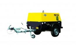 Dieselový kompresor ATMOS-CZ, PDK33 + D, CE (P. N. oj)