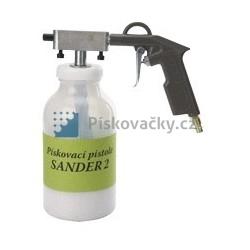Pískovací/tryskací pistole SANDER 2
