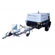 Dieselový kompresor ATMOS-CZ, PDK33+D, CE (P. B. oj)