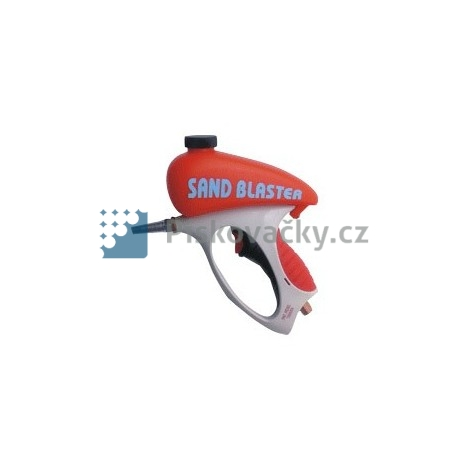 Pískovací/tryskací pistole Sander ergonomic