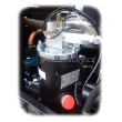 Dieselový vlečný kompresor ATMOS-CZ, PDP28