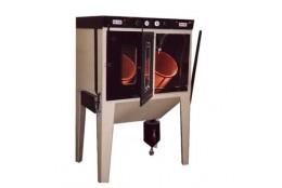 Pískovací dvou-bubnové tryskací kabiny ITB2 (tlakové) pro hromadné tryskání drobných dílů