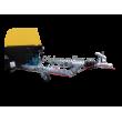 Dieselový, vlečný (stavební) kompresor ATMOS-CZ, PDP35