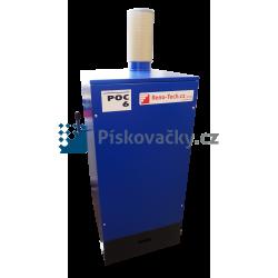 Průmyslový odsavač k pískovacím kabinám/boxům POC 6 (A1)