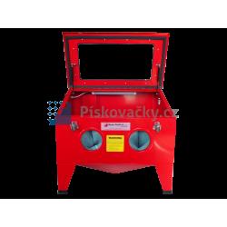 Pískovací box (kabina), SBC200 - stolní, větší