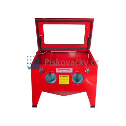 Pískovací kabina (box),  PK-SBC200, stolní