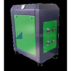 Rekuperační výměník tepla kompresorů