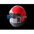 Helma VEGA-Skořepina+průzor-Čelní, pravá pozice-Detail