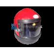 Helma VEGA-Skořepina+průzor-Čelní, levá pozice-Detail