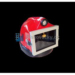 Helma GRANIT s rovným hledím a s integrovaným accu LED osvětlením