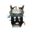 Mobilní pískovačka + tlaková lakovačka v jednom
