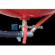AKCE - Mobilní tryskací jednotka-pískovačka PK-OSB 20