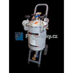 Mobilní pískovačka + tlaková lakovačka v jednom (samostatná jednotka))
