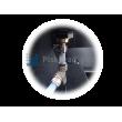 Dieselový, vlečný (stavební) kompresor ATMOS-CZ, PDK