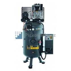 Elektrický, pístový-průmyslový kompresor Schneider, 10bar + integrovaná sušička vzduchu