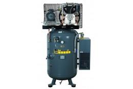 Elektrický, pístový-průmyslový kompresor Schneider, 10 bar + integrovaná sušička vzduchu