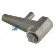 Injektorový směšovač tryskací směsi, regulátor poměru/množství abraziva, součást standardní dodávky kabiny a jako náhradní díl
