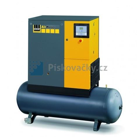 Kompresor el. šroubový, 10bar, 700l/min.