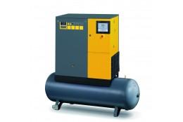 Kompresor Schneider - el. (400V/15kW), šroubový, 10bar, 2100l/min.