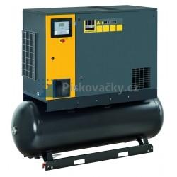 Kompresor Schneider - el. (400V/15kW), šroubový, Vario, 13bar, 2215l/min.