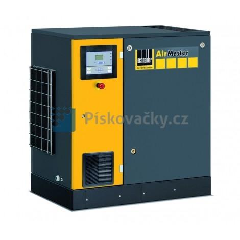 Kompresor Schneider - el. (400V/26kW), šroubový, Vario, 13bar, 4635l/min.