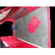 Speciální, ochranná, antiabrazivní PVC deska, není součást standardní výbavy této kabiny, pouze jako bonus od R-T