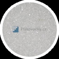Balotina: skleněné mikroperly, SiO2, (box 1kg)