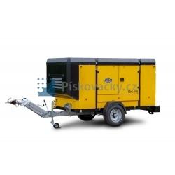 Dieselový kompresor ATMOS-CZ, PDC190, CE (V. B. oj)