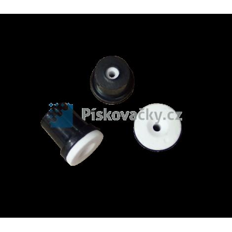 Pracovní (ústní) tryska hobby mobilních pískovaček