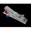 Elementy (ventil, píst) dálkového ovládání mobilních pískovaček