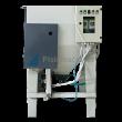 Pískovací jedno-bubnové kombinované tryskací kabiny ITB/TTB1 (injektor+tlak) pro hromadné tryskání drobných dílů