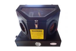Malý pískovací box (kabina) MSTB30 - stolní, mini