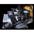 Dieselový vlečný kompresor ATMOS-CZ, PDH76