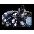 Dieselový vlečný kompresor ATMOS-CZ, PDH76 + D