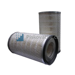Filtr cyklónu pro pískovací kabinu PK-SBC420
