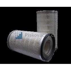 Filtr (náhradní filtrační vložka / patrona) cyklónu pro mobilní pískovačku s odsáváním PK-OSB40