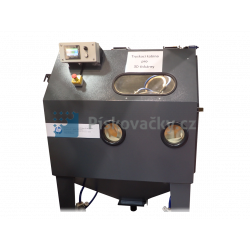 Pískovací kabina / box s bubnem ITB120RB