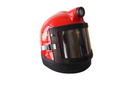Helma VEGA s panoramatickým hledím a s integrovaným accu LED osvětlením